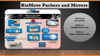 What to ask your packers and movers before hiring them?