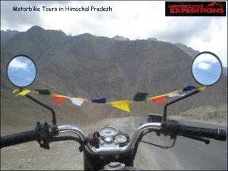 Motorbike Tours in Himachal Pradesh
