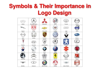 1.	Symbols & Their Importance in Logo Design