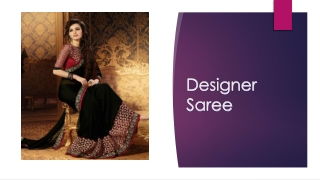 Buy Party Wear Saree, Designer Party Wear Saree Online
