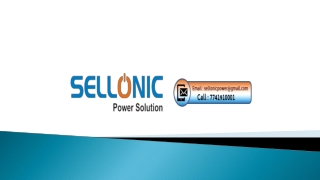 Sellonic Power Solution in Pune