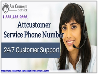 Join Att Customer Service to use Att internet connection 1-855-436-9666