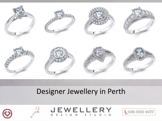 Designer Jewellery in Perth