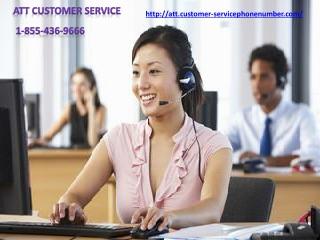 ATT Customer Service: 24/7 ATT tech support 1-855-436-9666