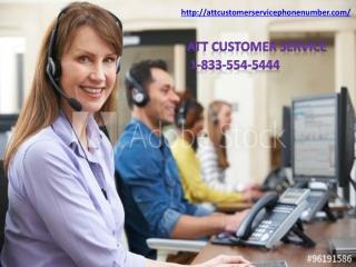 We give ATT support at ATT Customer Service 1-833-554-5444