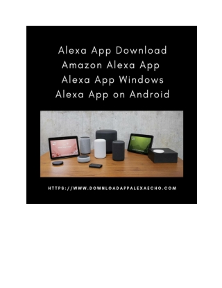 Latest Steps to Setup Amazon Alexa app and Echo Devices in Few Seconds