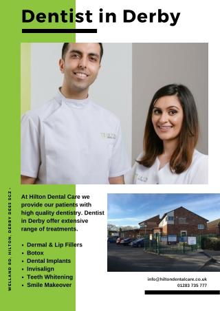 Dentist in Derby