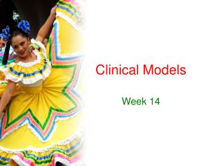 Clinical Models