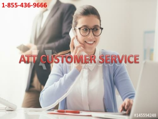 Acquire ATT Customer Service To Attenuate Scamming Issues In No Time 1-855-436-9666