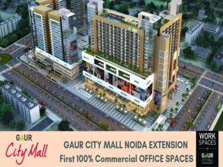 Gaur City Mall Noida Extension