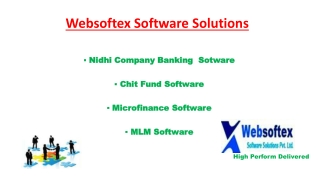 Websoftex Software Solutions