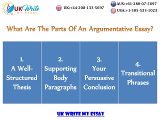 What Is An Argumentative Essay?