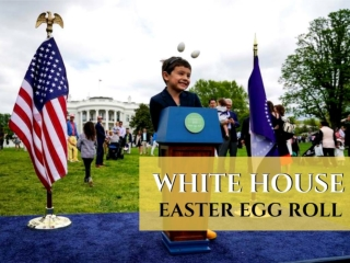 White House Easter Egg Roll 2019