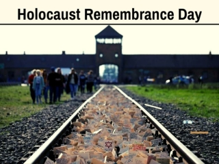 Holocaust Remembrance Day 2019