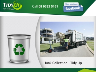 Junk Collection - Tidy Up