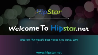 Hipstar - Offers Best Travel Luggage Carts