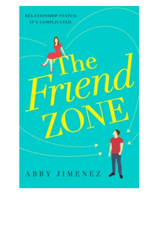 PDF Free The Friend Zone