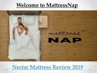 Latest Nectar foam mattress 2019 | Nectar mattress Deals