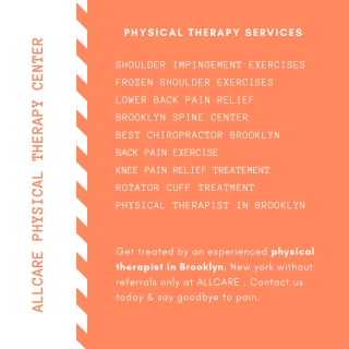 Allcare physical Therapy Center