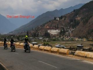 Motorbike Tours In Bhutan