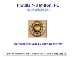 Flotilla 1-8 Milton, FL flotilla18