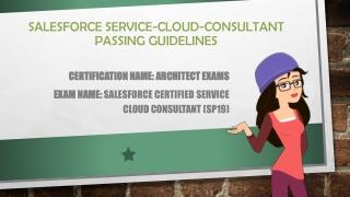Salesforce Service-Cloud-Consultant Dumps Practice Exam Questions - DumpsOut