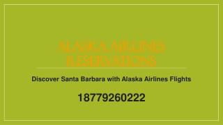 Discover Santa Barbara with Alaska Airlines Flights
