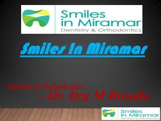 Family Cosmetic Dentistry Miramar