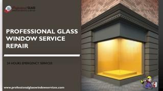 High Class Storefront Installation Service | Bethesda MD