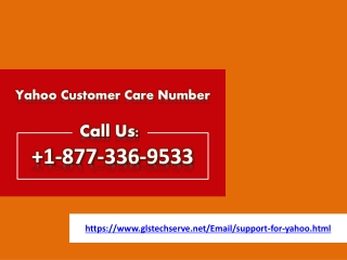 Ring To Experts Through Yahoo Support Number Toll-Free 1-877-336-9533
