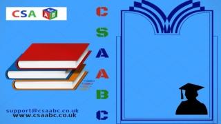 CSA Courses - CSA ABC