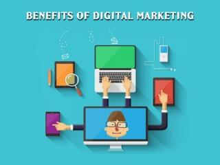 Benefits Of Digital Marketing | Digital Marketing Company In Delhi