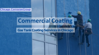 Commercial Coating | Gas Tank Coating Services | Chicago