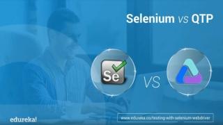 Selenium vs QTP/ UFT | Edureka