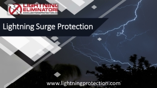 It's Time To Consider Lightning Surge Protection Devices