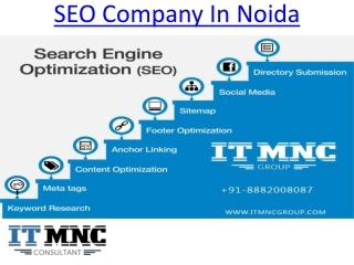 SEO Company In Noida - itmnc group