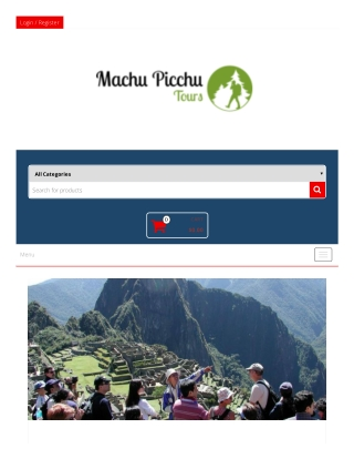 Machu Picchu Tour Services