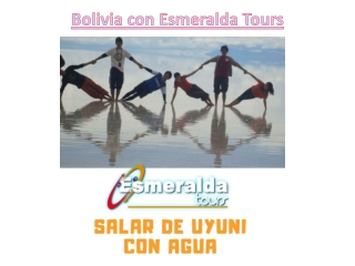 Bolivia con Esmeralda Tours