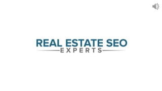 Real Estate SEO Experts - Improve Search Engine Ranking