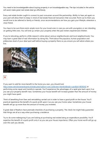 Prior To Bu, analysis Residence Buying Informationy