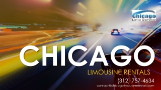 Chicago Limo Rental