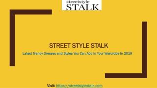 Online Dress Shopping For Womens