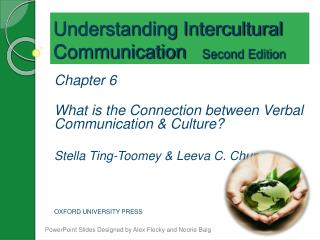 Understanding Intercultural Communication    Second Edition
