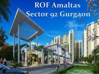 ROF Amaltas Sector 92 Gurgaon
