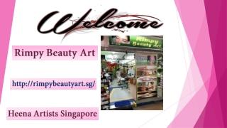 Beauty Salon Singapore