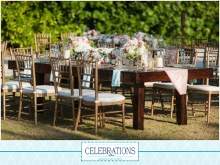 Destination Weddings? - No Problem, Hire a professional to ensure your special day is flawless