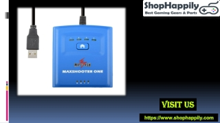 MayFlash Max Shooter ONE Keyboard Mouse Converter For PS4 PS3 Xbox ONE Xbox 360