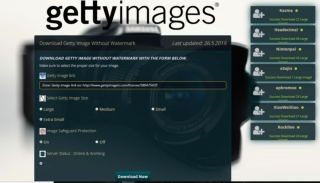 Download Online Getty Image Without Watermark