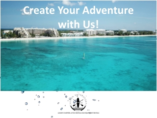 Private boats for rent to make your vacation perfect in the Cayman Islands