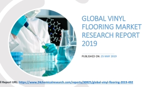 Global vinyl flooring market research report 2019